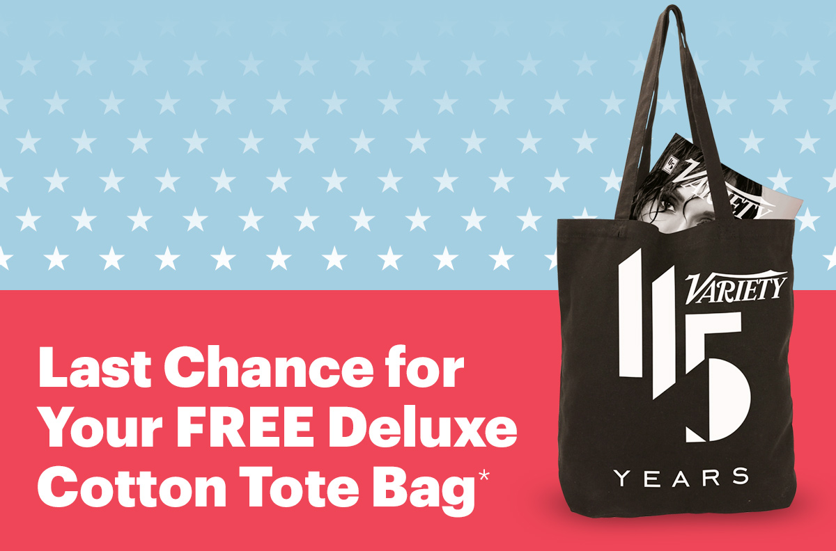 Your Free Gift Tote Bag